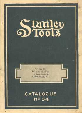 stanley tool literature advertising amp store displays